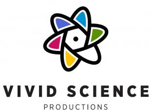 Vivid Science Productions logo
